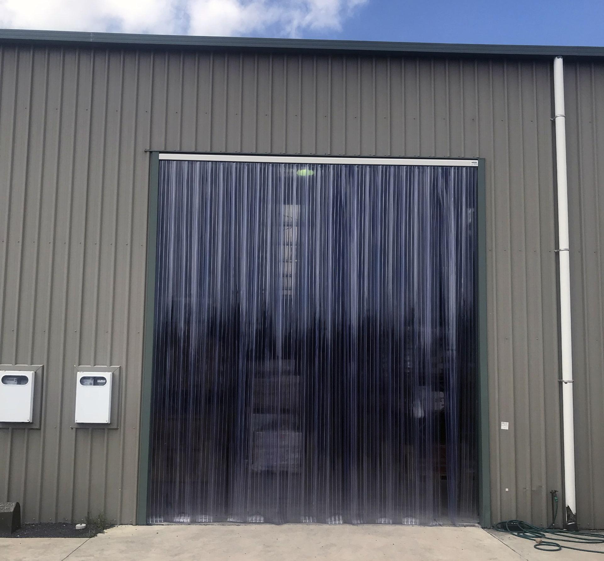 Industrial PVC Strip Curtains